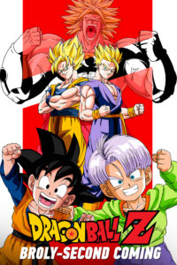 Dragon Ball Z: Broly – Second Coming Full Movie in Hindi 720p 1994