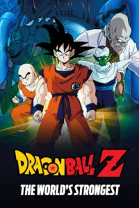 Dragon Ball Z: The World's Strongest Full Movie in Hindi 720p, 480p 1990