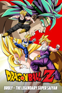 Dragon Ball Z: Broly – The Legendary Super Saiyan Full Movie in Hindi 720p 1993