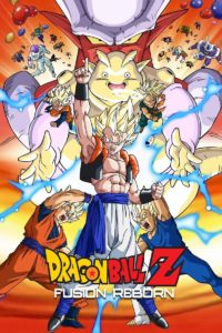 Dragon Ball Z: Fusion Reborn Full Movie in Hindi 720p 1995