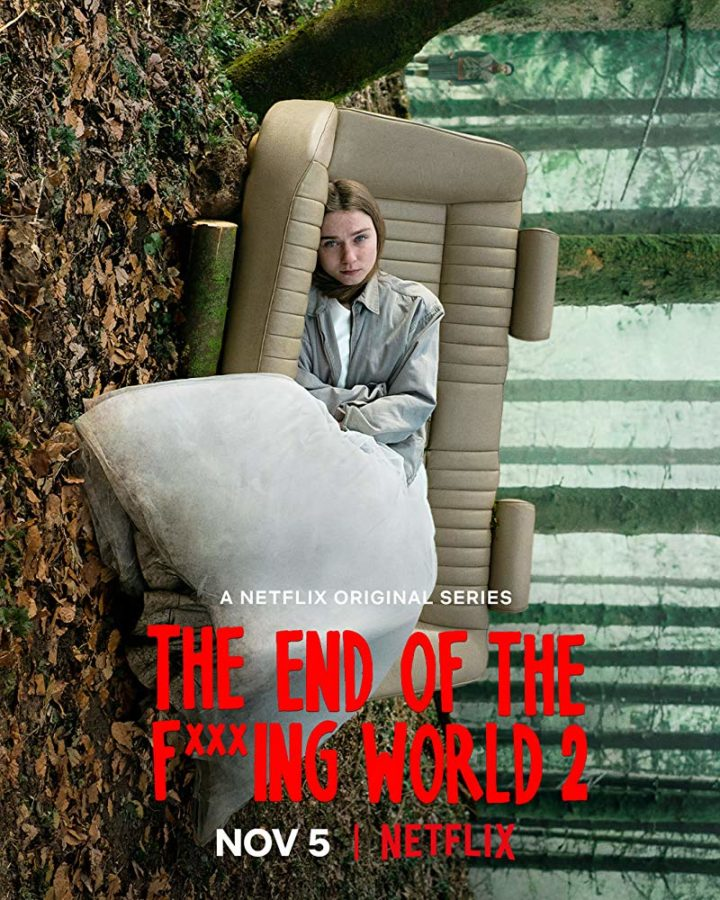 The End of the F---ing World