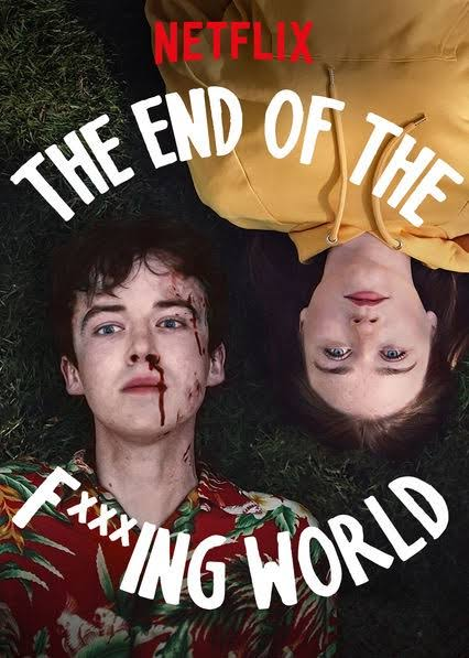 The End of the F---ing World Season 1