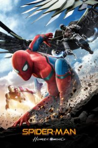 Spider-Man: Homecoming 2017 Dual Audio Hindi + English 1080p 720p 480p