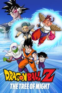 Dragon Ball Z: The Tree of Might Full Movie in Hindi 720p, 480p 1990