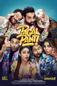 Pagalpanti 2019 Full Movie HD 720p and 480p
