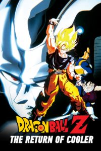 Dragon Ball Z: The Return of Cooler Full Movie in Hindi 720p 1992