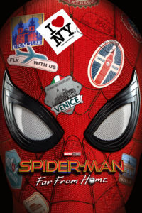 Spider-Man: Far from Home 2019 Dual Audio Hindi + Eng 1080p 720p 480p