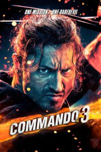 Commando 3 2019 Full Hindi Movie 720p 480p 400MB x264