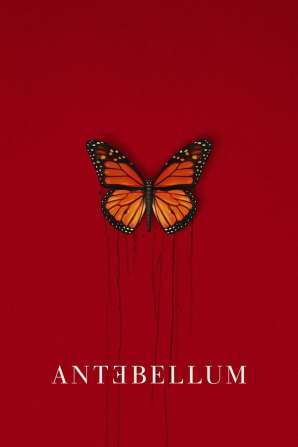 "Poster for the movie ""Antebellum"""