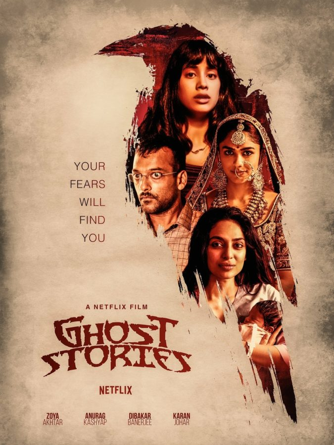 "Poster for the movie ""Ghost Stories"""