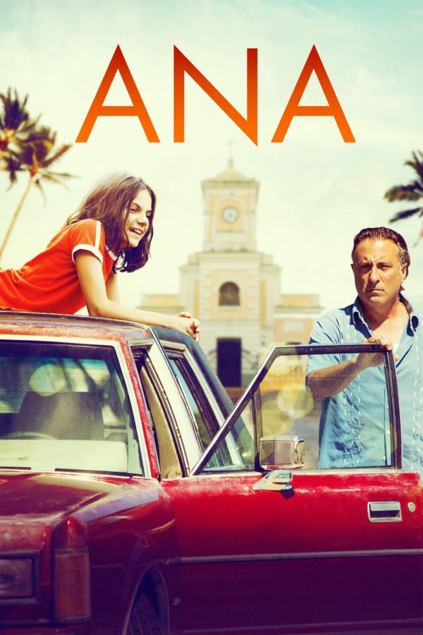 "Poster for the movie ""Ana"""