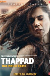 Thappad 2020 Download Full Hindi Movie 1080p 720p