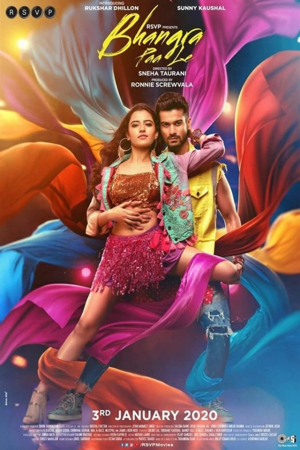 "Poster for the movie ""Bhangra Paa Le"""
