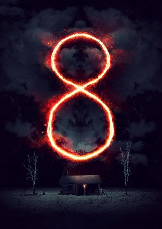 "Poster for the movie ""8"""