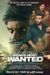 India's Most Wanted Download Full Hindi Movie 1080p 720p