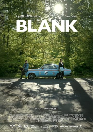 "Poster for the movie ""BLANK"""