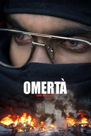 "Poster for the movie ""Omerta"""