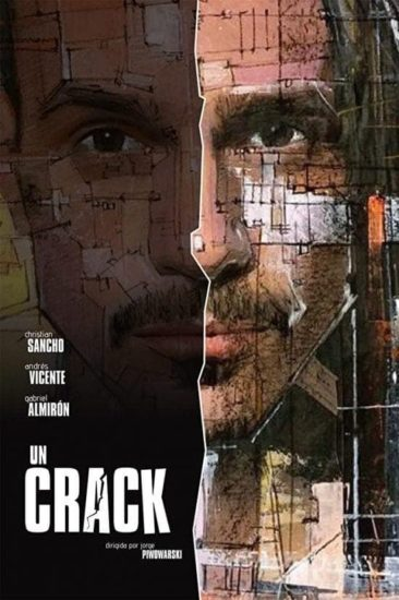 "Poster for the movie ""Un Crack"""