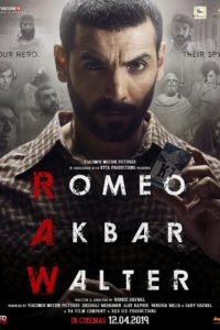 Romeo Akbar Walter Download Full Hindi Movie 1080p 720p