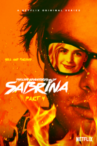 Chilling Adventures of Sabrina Season 4 Hindi Dubbed (Dual Audio) [Episode 1-8]